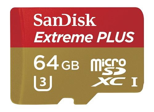top ten reasons why you need a media hub sandisk extreme plus 64G