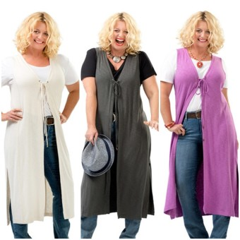 Charlie a Go-Go Tops and Tunics for Curvy Women over 40