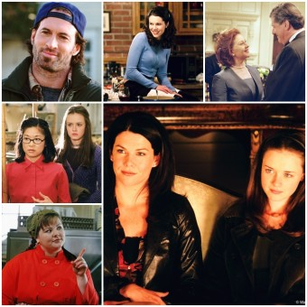 Gilmore Girls Marathon (Oct. 4th) and Series reboot