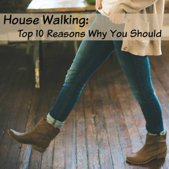 House Walking : Top 10 Reasons to House Walk & America's Biggest Health Fair