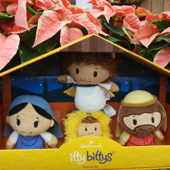 Hallmark Itty Bittys Nativity Set — Collecting for the Next Generation