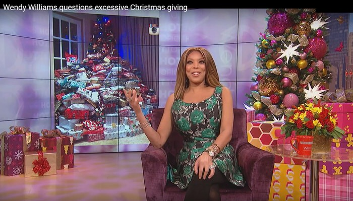 wendy williams holiday giveaways