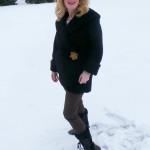 Janksa libby Coat Sherpa Black