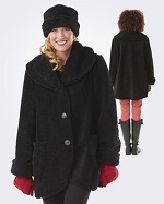 Janska libby coat sherpa black_2
