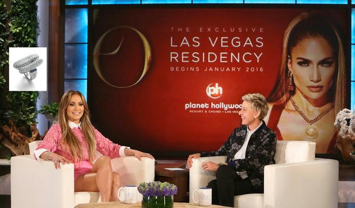 Jennifer Lopez Hairstyles Ellen