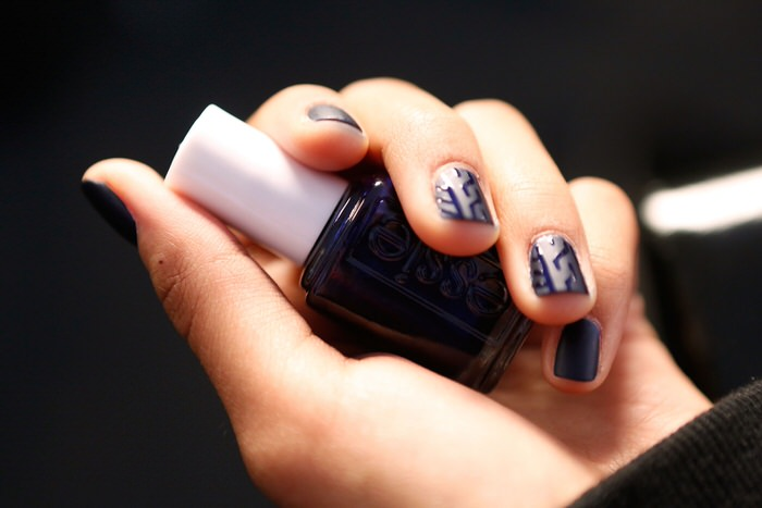 essie for Jonathan Simkhai Fall/ Winter 2016 New York Fashion Week