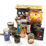 The Ultimate French Pantry Gift Chest Igourmet.com Made in France Made with Love gift basket