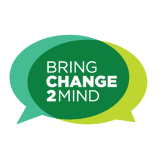 With BringChange2Mind We Can End the Mental Health Stigma!