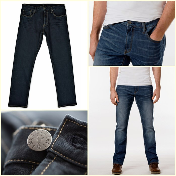 American Tall Jeans Fashion for the Slim Tall Man