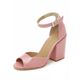 Chunky Heel Spring Sandals