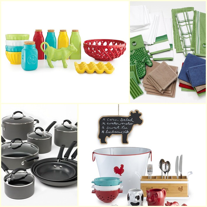 Food Networks Kitchen Coordinates Collection