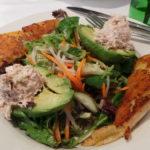 Stuffed Avocado Salad Recipe