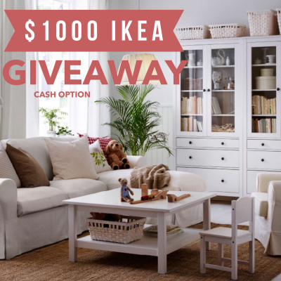 1000 ikea gift card or paypal cash option for Buy ikea gift card with paypal
