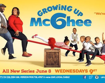 Growing up McGhee