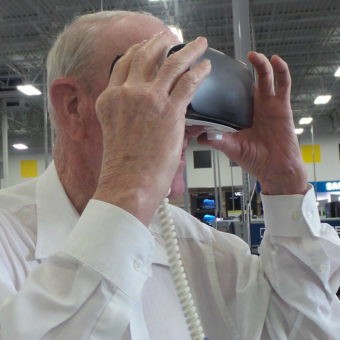 What is Samsung Gear VR? Early Tech Adopter Dad Gifts