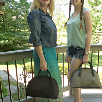 Introducing Zee Alexis Vegan Handbags + $124 Giveaway
