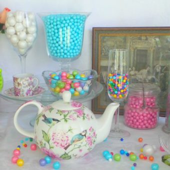 One Candy Buffet, 3 Ways with Celebration by Frey Candy