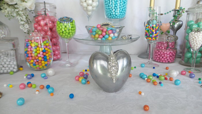 Candy buffet 3 ways Celebration by Frey