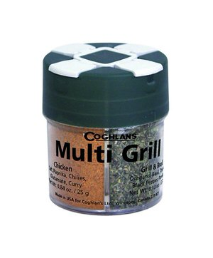 Coghlan's 0072 Multi-Grill Spice Pack