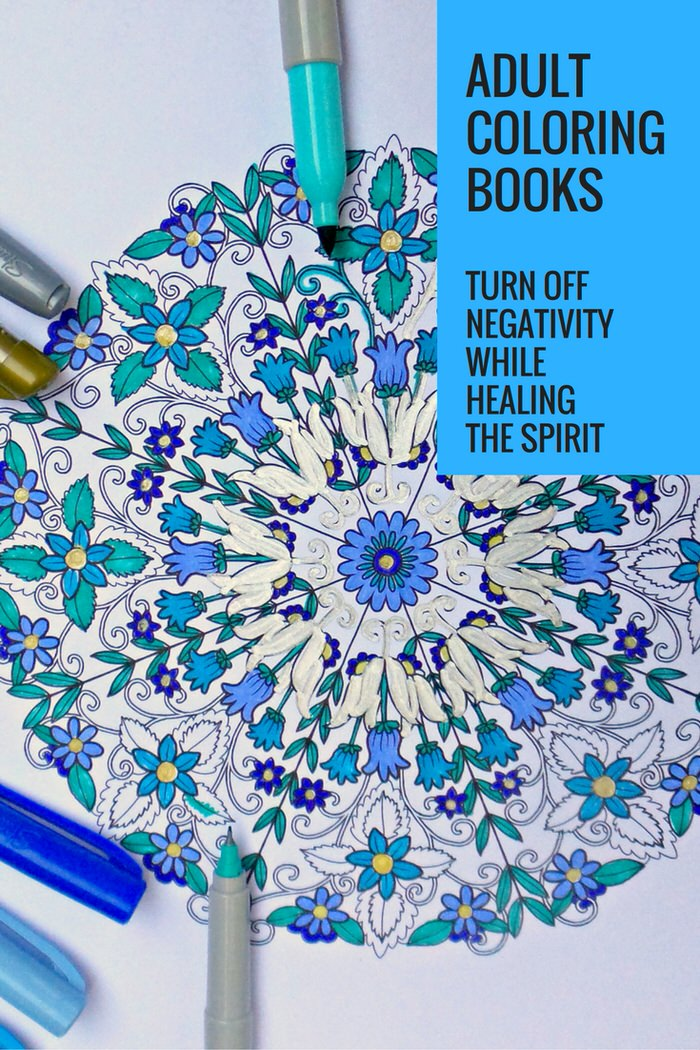 Inkspiration Adult Coloring Books