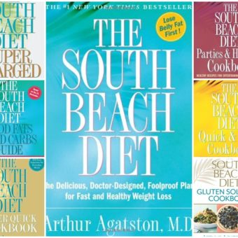 The South Beach Diet Cookbooks – Best Diet Books I have ever tried