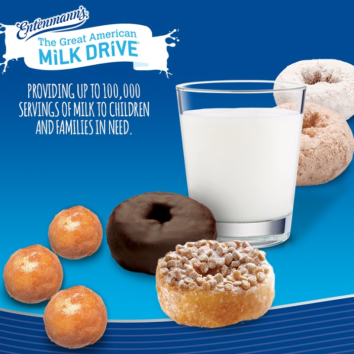 entenmanns The Great American Milk Drive