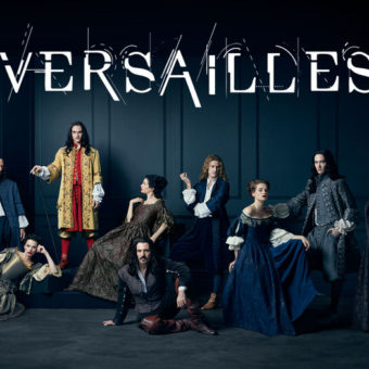 "New Series from OvationTV ""Versailles"" Premieres 10/1"