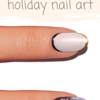 Holiday Manicures 2016 Fabulous Holiday Nail Art