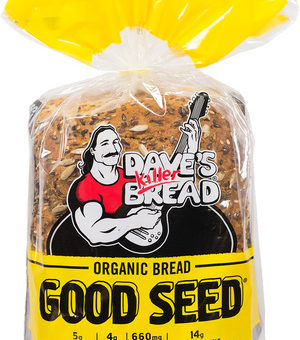 2016 Top Specialty Food Product Dave's Killer Bread Good Seed + $25 PayPal Giveaway