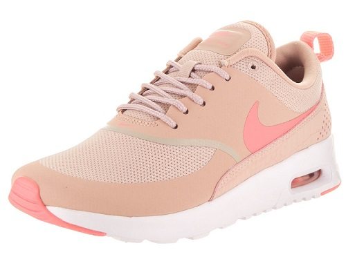 Nike Women's air max Thea Cute pink sneakers