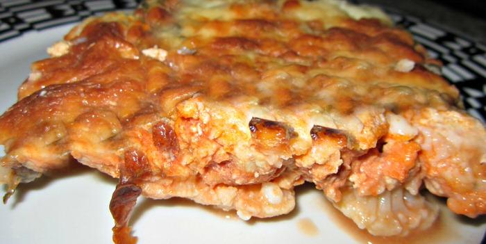 Big Batch Cauliflower Lasagna