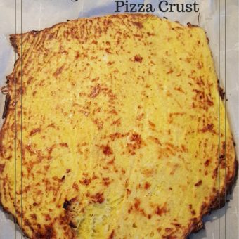 Spaghetti Squash Pizza Crust Recipe