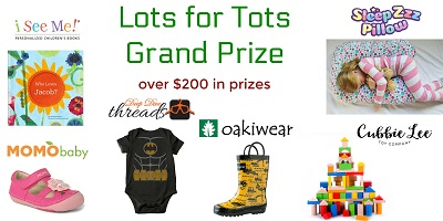 Lots for Tots Grand Prize