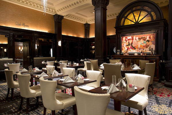 The Algonquin Hotel Round Table Restaurant