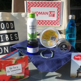 Introducing Woman Up Box Subscription Box + $49 Giveaway