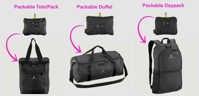 Eagle Creek Packables Stashable Luggage