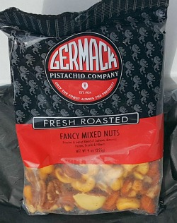 Germack Roasted and Salted Fancy Mixed Nuts