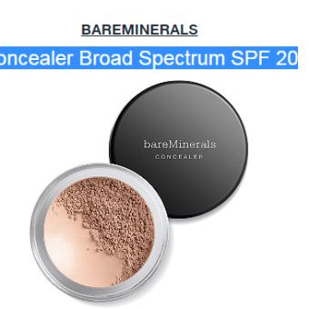 BareMinerals Concealer Broad Spectrum spf20
