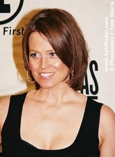 sigourney-weaver-updos-evening-hairstyles