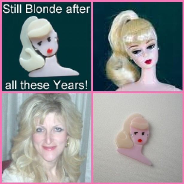 Still Blonde after all these Years!–Moving to WordPress tonight