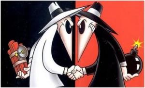 spy versus spy