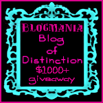 blogmania blog distinction 1000+