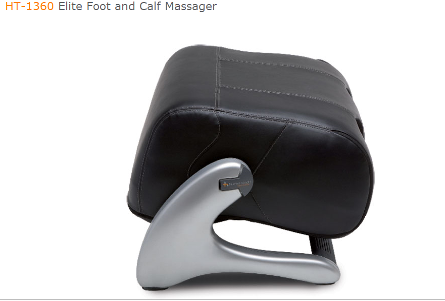 HT Foot and Calf Massager footstool