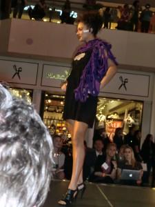 Blogger Ware Mom 2011 CES Fashionware Fashion Show