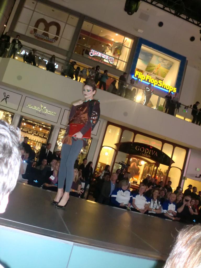 Greenware Mom 2011 CES Fashionware Fashion Show