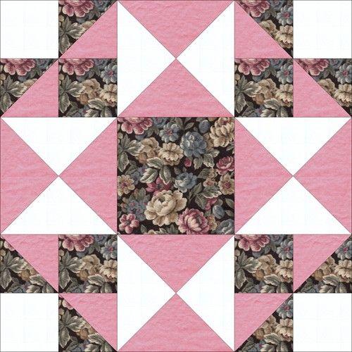 david's crown quilt