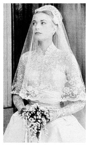 1956 Grace Kelly Dress