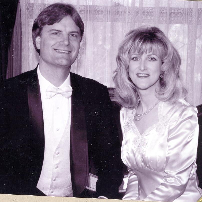 Chief Blonde wedding Photo