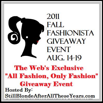 Fall Fashionista 400