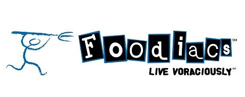 Foodiacs.com logo image